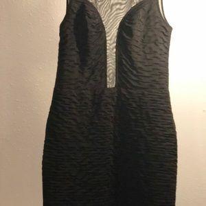 Dresses & Skirts - BLACK SEXY SHEER DRESS